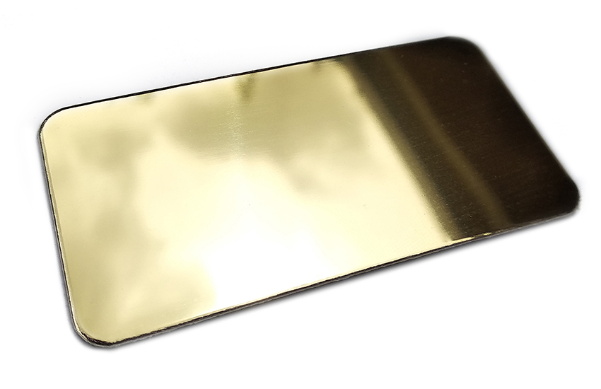 HP-908 GOLDEN MIRROR